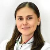 Родионова Вера Николаевна, офтальмолог
