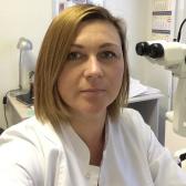 Алякринская Лариса Владимировна, офтальмолог