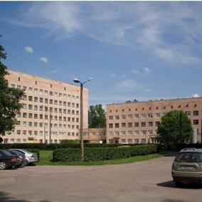 Дорожная клиническая больница РЖД