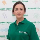 Шамилова Нигяр Новрузовна, акушер-гинеколог