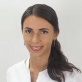 Буланкина Евгения Сергеевна, рентгенолог