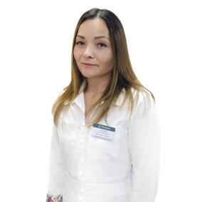 Назарова Елена Эдуардовна, терапевт