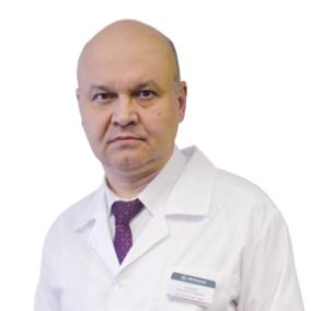 Потапенко Павел Леонидович, рентгенолог