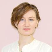 Дмитриева Екатерина Юрьевна, кинезиолог