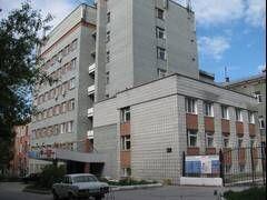 Больница скорой медицинской помощи № 2 (на Тургенева)