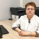 Чердынцева Валентина Константиновна, гастроэнтеролог