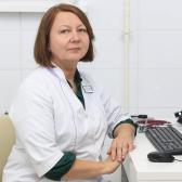 Егошина Мария Константиновна, кардиолог