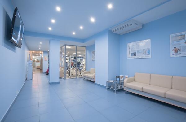 Кунцевский реабилитационный центр, многопрофильный лечебно-реабилитационный центр