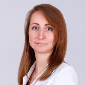 Вождалова Ксения Антоновна, терапевт