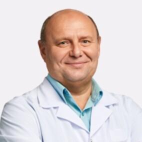 Труба Владимир Николаевич, терапевт