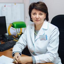 Дрожжина Галина Владимировна, гинеколог