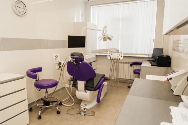 «Новая стоматология» на Октябрьском