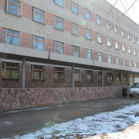 Дорожная больница на станции Отрожка (стационар), фото №1