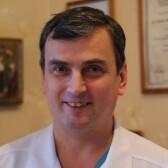 Зиновьев Станислав Игоревич, ортопед