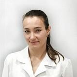 Леонтьева Дарья Владимировна, гинеколог