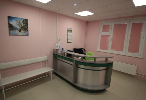 Клиника Доктор Рядом на Беловежской