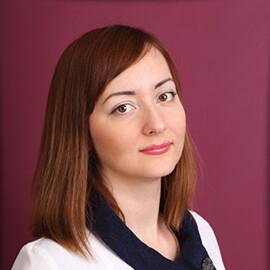 Блискавка Анастасия Александровна, проктолог