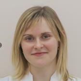 Зайченкова Елена Анатольевна, кардиолог