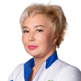 Крутий Наталья Викторовна, ортодонт