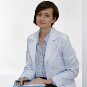 Розина Алёна Сергеевна, психиатр