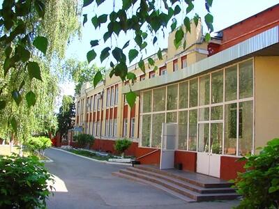 Воронежский областной клинический центр специализированных видов медицинской помощи (ранее ГБ № 7)
