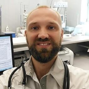 Пашин Алексей Михайлович, кардиолог