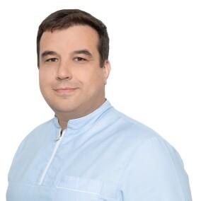 Константинов Вячеслав Викторович, стоматолог-ортопед