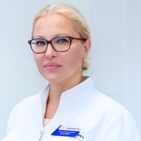 Никулина Ольга Васильевна, офтальмолог