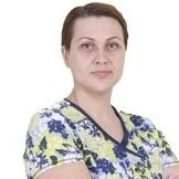 Пашинина Наталья Сергеевна, остеопат