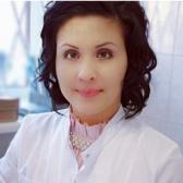Чигвинцева Индира Виллуровна, терапевт