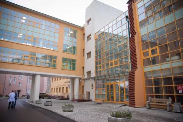 Детская городская клиническая больница № 9 имени Г.Н. Сперанского