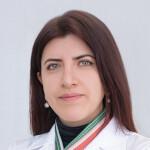 Зароян Рузанна Завеновна, офтальмолог