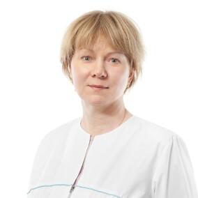 Комарова Наталья Петровна, психотерапевт