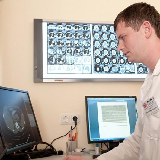 МЕДИКА, центр лучевой диагностики, фото №4