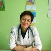 Грищенко Лариса Порфирьевна, педиатр