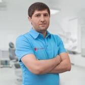 Магомедов Магомед Куравович, стоматолог-ортопед