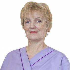 Прогальская Елена Михайловна, кинезиолог