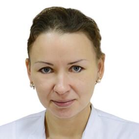 Мещерякова Ирина Федоровна, педиатр