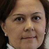 Кудpявцева Эльвиpа Зуфеpовна, пульмонолог