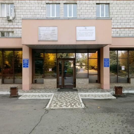 Железнодорожная больница на станции Волгоград, фото №1