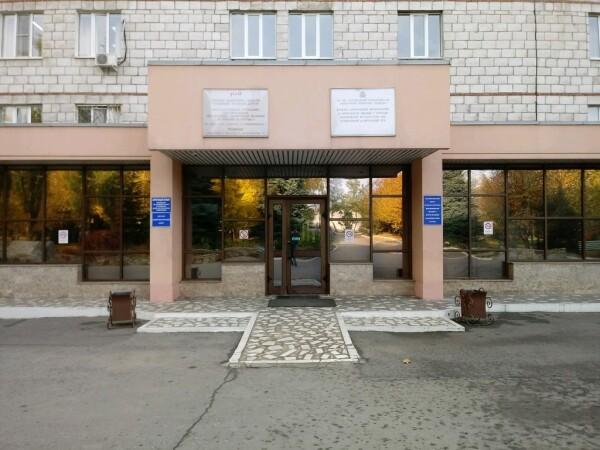 Железнодорожная больница на станции Волгоград