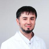 Аюбов Хадьятулло Халимович, челюстно-лицевой хирург