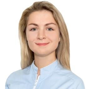 Шувалова Валерия Александровна, стоматолог-терапевт