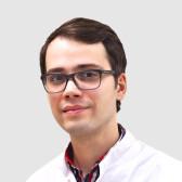 Лебединский Дмитрий Сергеевич, врач МРТ-диагностики