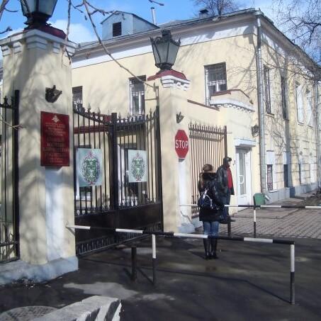 Главный военный госпиталь им. Бурденко, фото №4