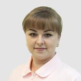 Сюбаева Наталья Сергеевна, массажист