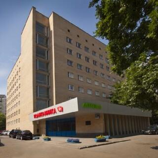 Центральная клиническая больница Управления делами Президента Российской Федерации, фото №1