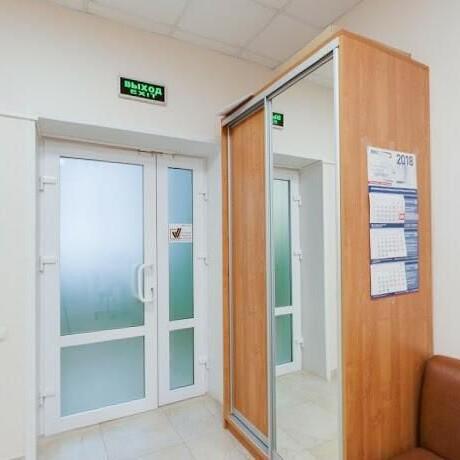 Клиническая больница РЖД-Медицина на Ершова, фото №1