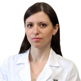 Ендржеевская Диана Вадимовна, психолог