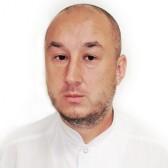 Вейзрахамнов Али Вячеславович, массажист
